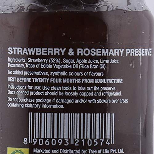 Bhuira Jams Strawberry Preserve