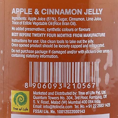 Bhuira Jams Apple & Cinnamon Jelly