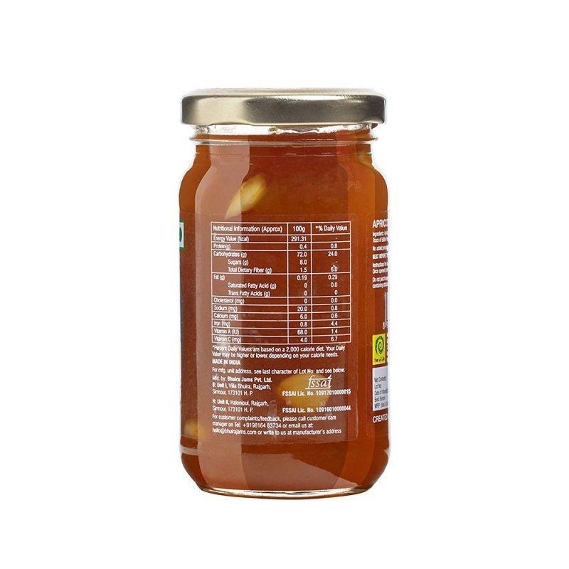 Bhuira Jams Apricot Jam
