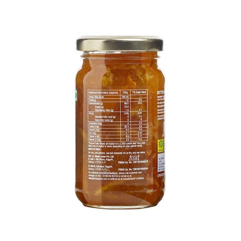 Bhuira Jams Bitter Orange Marmalade