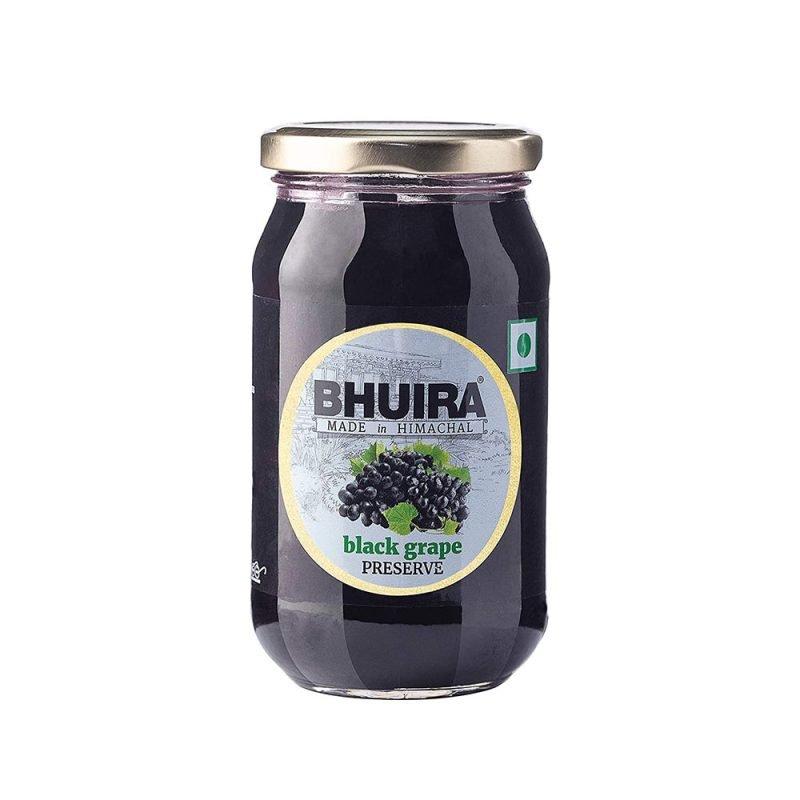 Bhuira Jams Black Grape Preserve