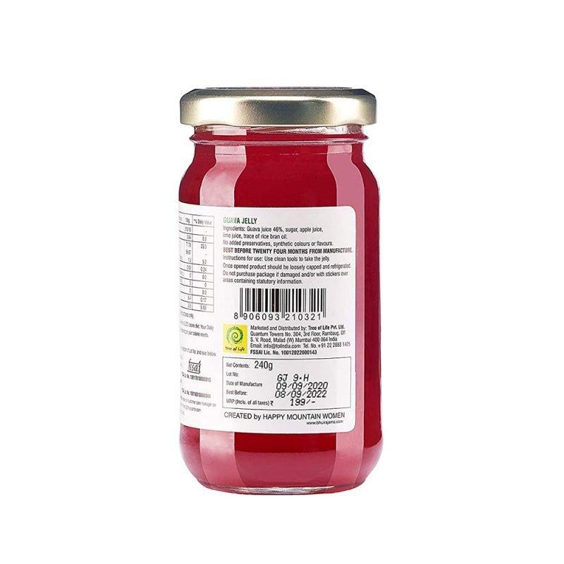 Bhuira Jams Guava Jelly