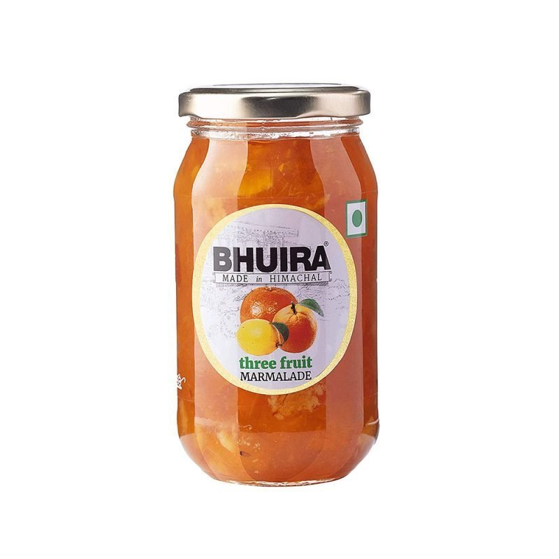 Bhuira Jams Three Fruit Marmalade